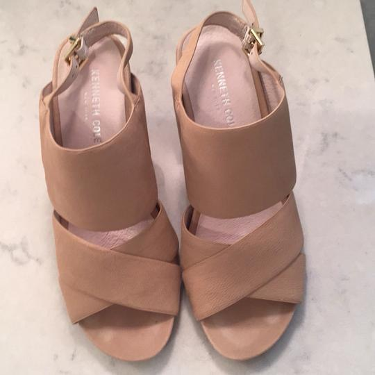 Kenneth Cole tan Sandals Image 1