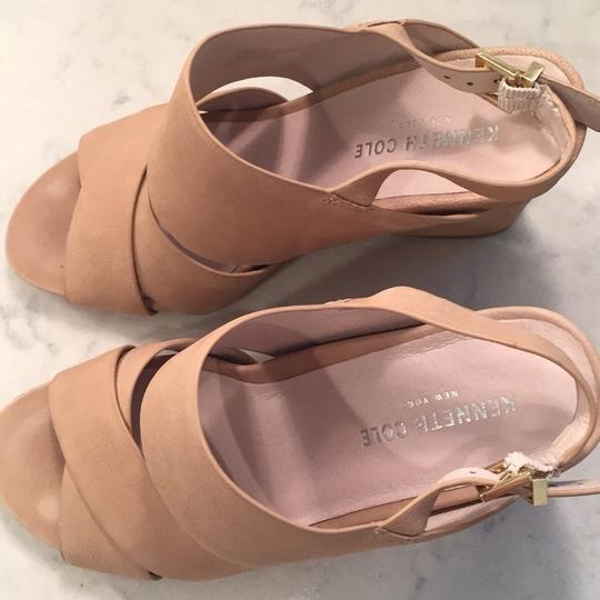 Kenneth Cole tan Sandals Image 3