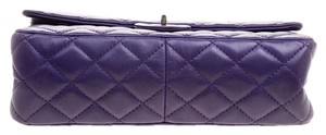 Chanel Classic Patent Leather Leather Shoulder Bag