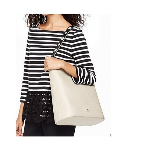 Kate Spade Roselee Leather Handbag Hobo Bag Image 3