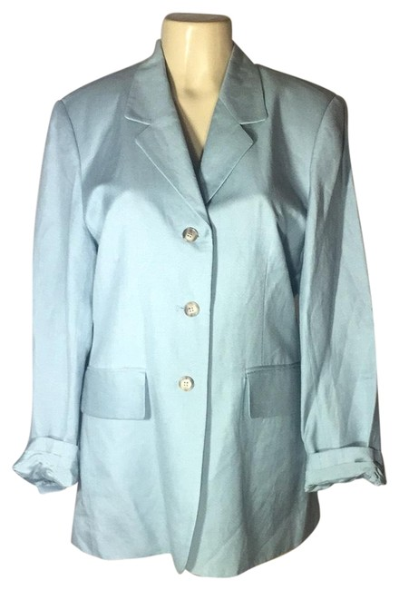 Brooks Brothers Robbin eggs blue Blazer Image 0