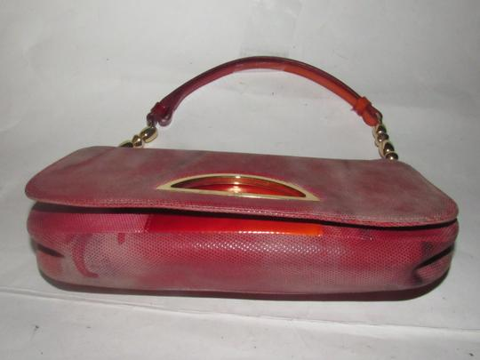 Dior Baguette/Shoulder Gold Accents Galliano Style Dressy Or Casual Shoulder Bag Image 2