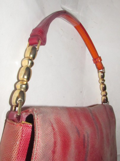 Dior Baguette/Shoulder Gold Accents Galliano Style Dressy Or Casual Shoulder Bag Image 7