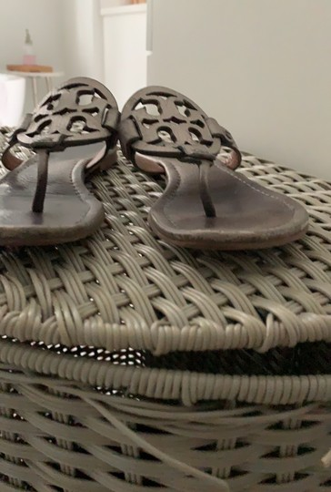 Tory Burch silver Sandals Image 3