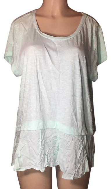 Preload https://img-static.tradesy.com/item/23692127/style-and-co-mint-green-sexy-blouse-size-16-xl-plus-0x-0-1-650-650.jpg