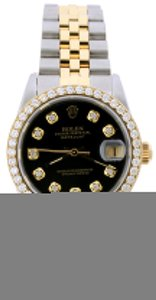 Rolex 31mm MIDSIZE Datejust Gold Stainless Steel with Appraisal