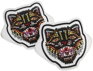 Gucci Ace Angry Cat patch 479818 A9L00 9000