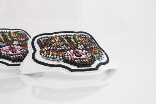 Gucci Ace Angry Cat patch 479818 A9L00 9000 Image 3
