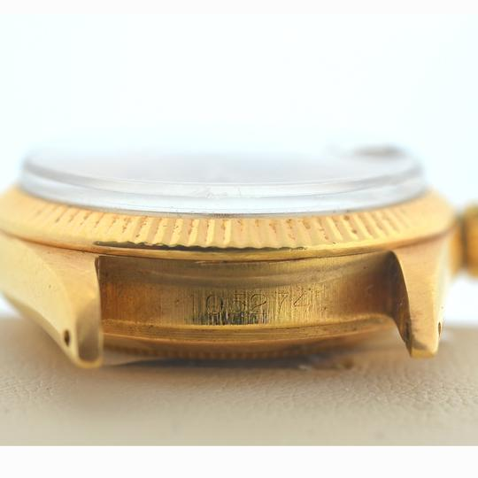 Rolex Rolex 6627 Vintage 18k Gold Date Automatic Head Only Circa 1950 Image 6