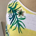 Juicy Couture T Shirt yellow and white Image 5