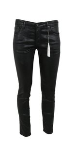 AG Adriano Goldschmied Jeggings-Coated