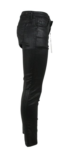 AG Adriano Goldschmied Jeggings-Coated Image 1