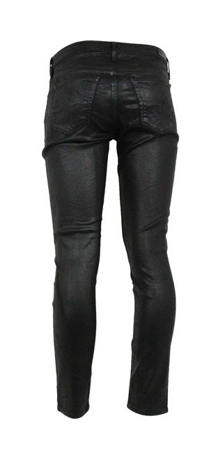 AG Adriano Goldschmied Jeggings-Coated Image 2