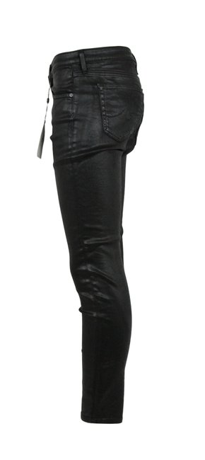 AG Adriano Goldschmied Jeggings-Coated Image 3
