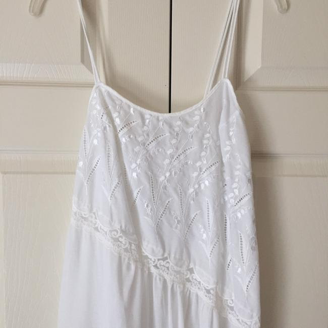 3921ef7f05f Dior White Vintage Nightgown Slip Long Casual Maxi Dress Size 8 (M ...