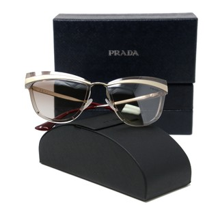 6e3beba91d375 Prada Rimless Classic Cat-Eye Gradient Tinted Full Rim