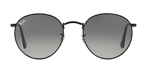 Ray-Ban Free 3 Day Shipping New Rounded RB 3447-N 002/71