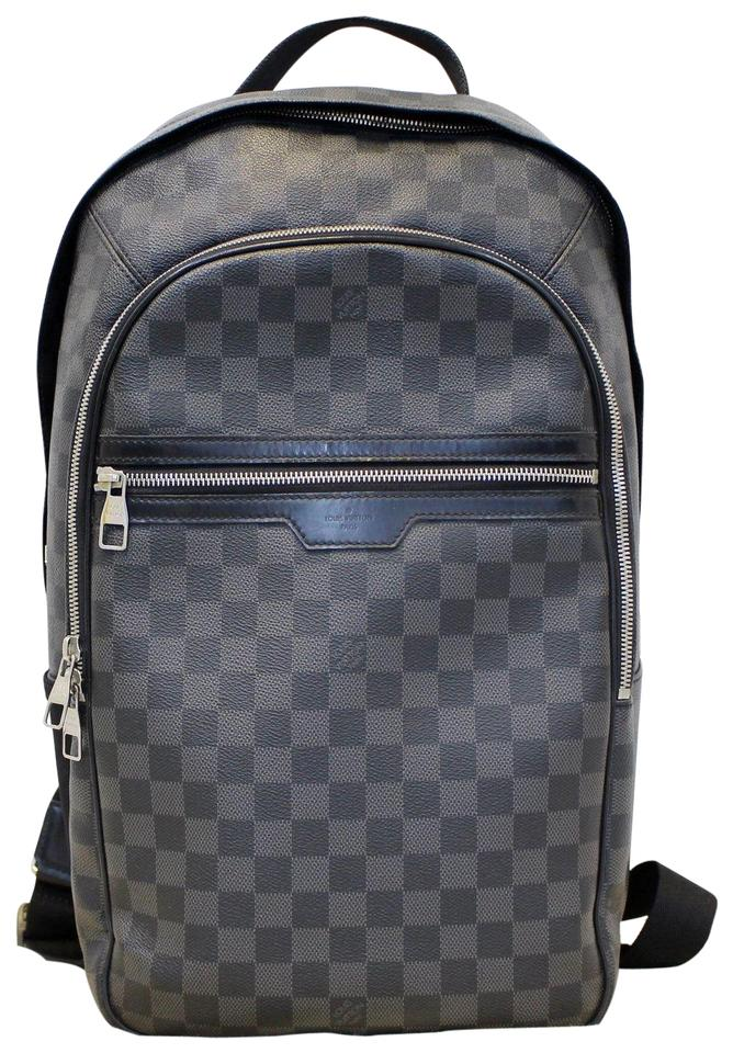 6584ff7bd4a4 Louis Vuitton Michael Graphite Damier Backpack - Tradesy