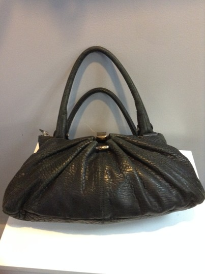 Salvatore Ferragamo Leather Shoulder Bag Image 1