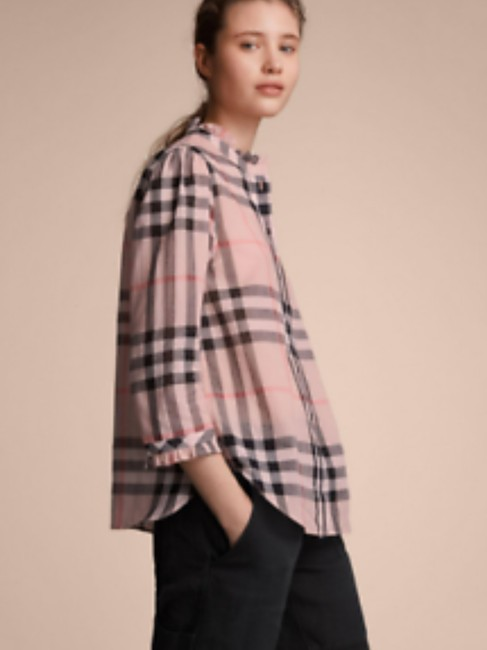 Burberry London Top Pink Image 2