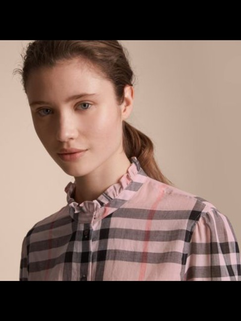 Burberry London Top Pink Image 3