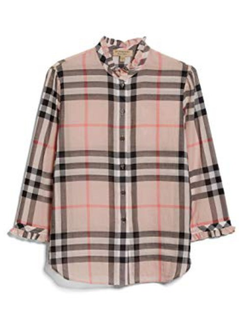 Burberry London Top Pink Image 4