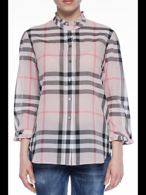Burberry London Top Pink Image 5