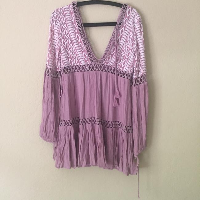 Free People short dress lavendar on Tradesy Image 1