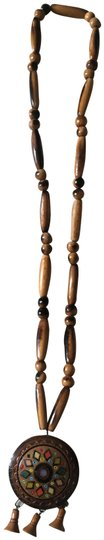 Preload https://img-static.tradesy.com/item/23693098/tory-burch-statement-beaded-wooden-necklace-0-1-540-540.jpg
