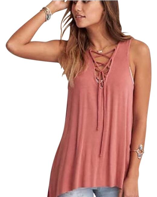 Preload https://img-static.tradesy.com/item/23693131/american-eagle-outfitters-red-lace-tank-topcami-size-4-s-0-1-650-650.jpg