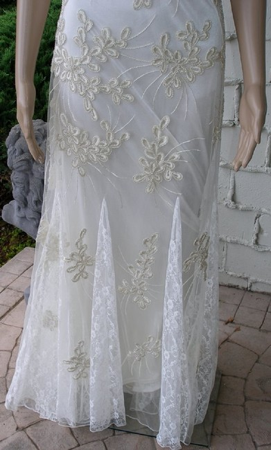 Sue Wong Prom Evening Wedding Beaded Mother Of Bride Dress