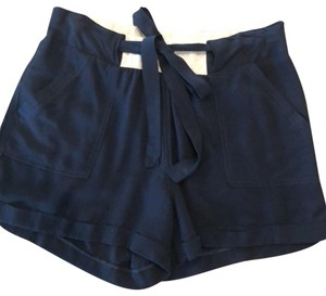 Mimi Chica Dress Shorts Navy blue with gray waist band