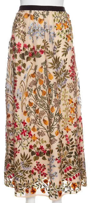 Preload https://img-static.tradesy.com/item/23693210/red-valentino-multicolor-tan-and-floral-embroidered-44-maxi-skirt-size-12-l-32-33-0-1-650-650.jpg