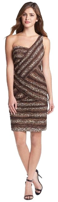 Preload https://img-static.tradesy.com/item/23693281/sue-wong-brown-leopard-animal-one-shoulder-prom-ruched-short-cocktail-dress-size-10-m-0-1-650-650.jpg