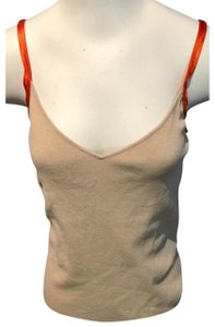 Valentino Top tan red