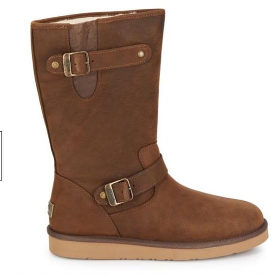 Preload https://img-static.tradesy.com/item/23693324/ugg-australia-brown-46-sutter-leather-uggpure-bootsbooties-size-us-6-regular-m-b-0-1-540-540.jpg