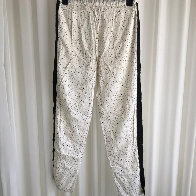Clementina Straight Pants white