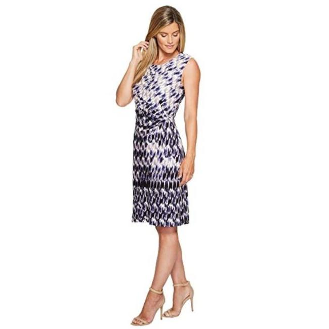 Preload https://img-static.tradesy.com/item/23693401/niczoe-multi-21-lotus-twist-sheath-mid-length-cocktail-dress-size-petite-4-s-0-1-650-650.jpg