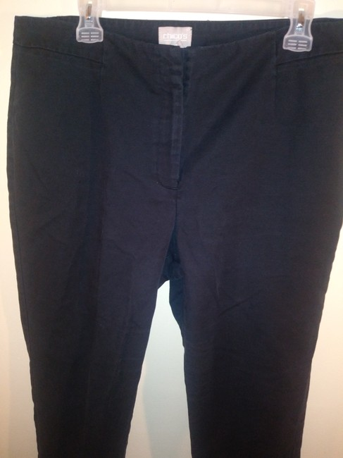 Chico's Straight Pants black Image 1