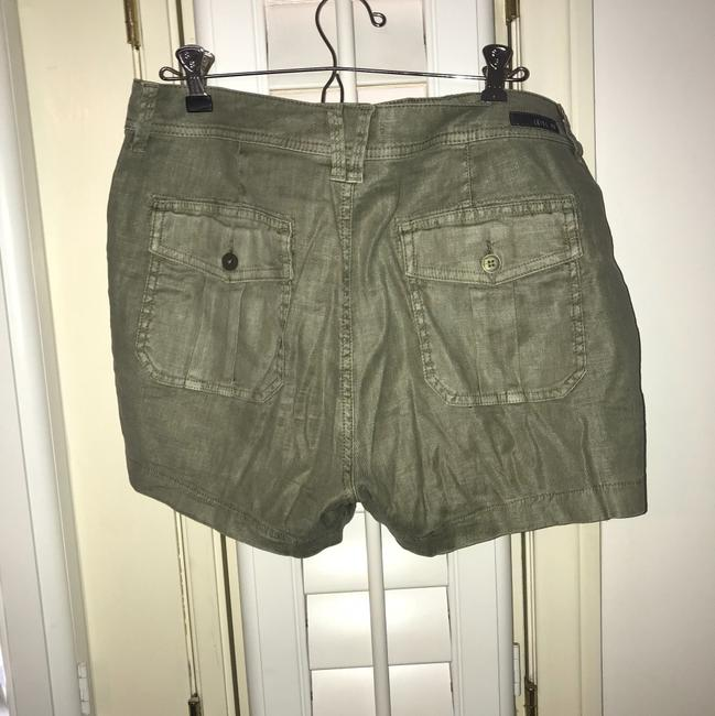 Level 99 Cargo Shorts Army green