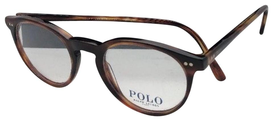 Polo Ralph Lauren New POLO RALPH LAUREN Eyeglasses PH 2083 5007 46-20 145  Tortoise ... 3f6b35a24f
