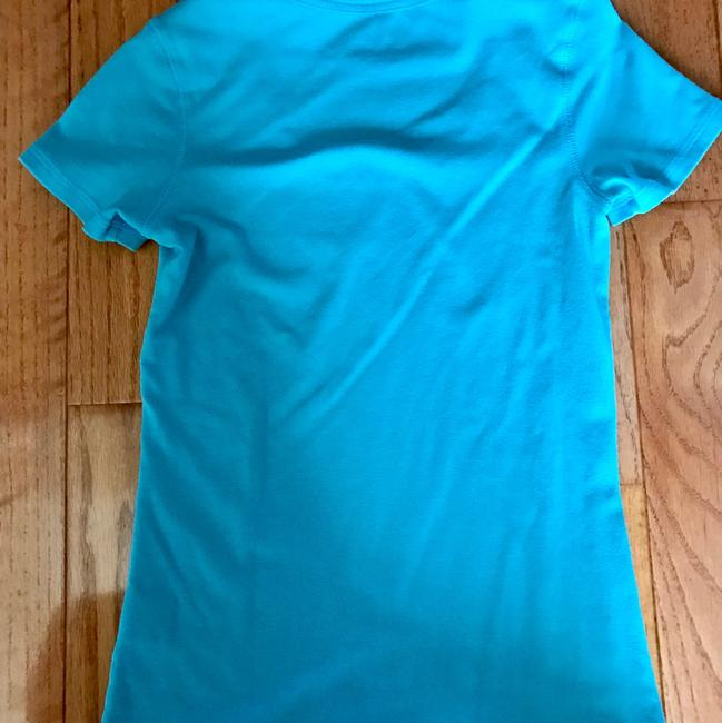 Boden T Shirt turquoise