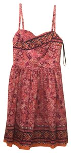 Tori Richard short dress MULTICOLOR on Tradesy