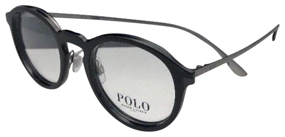 63fd7b6c905 Polo Ralph Lauren New POLO RALPH LAUREN Eyeglasses PH 2188 5696 48-21 145  Black ...