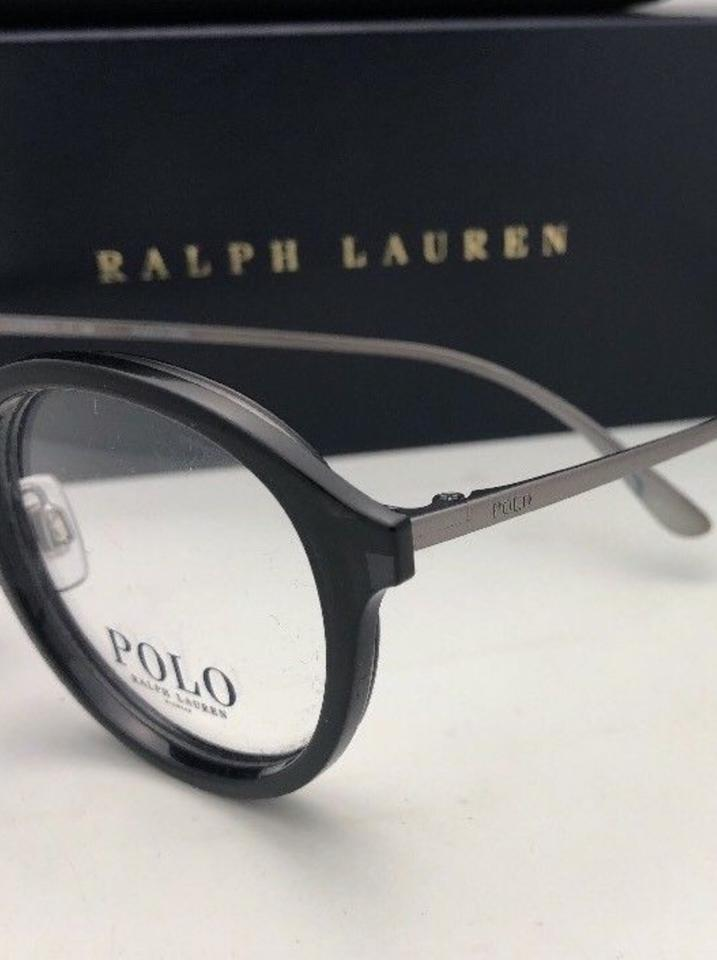 4809929ba68 Polo Ralph Lauren New Ph 2188 5696 48-21 145 Black   Gunmetal Frames  Sunglasses