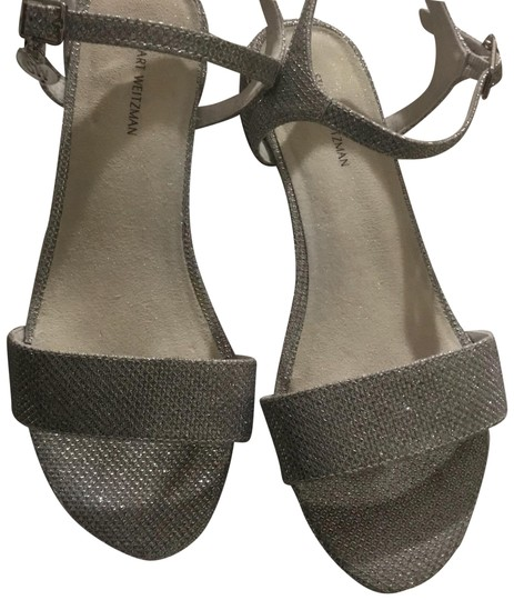 Preload https://img-static.tradesy.com/item/23693787/stuart-weitzman-silver-penelope-quarter-sandals-size-us-4-regular-m-b-0-2-540-540.jpg
