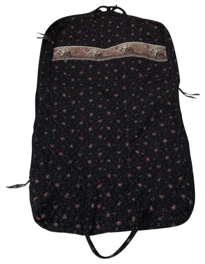 Preload https://img-static.tradesy.com/item/23693913/vera-bradley-walnut-black-brown-tan-cotton-weekendtravel-bag-0-1-540-540.jpg