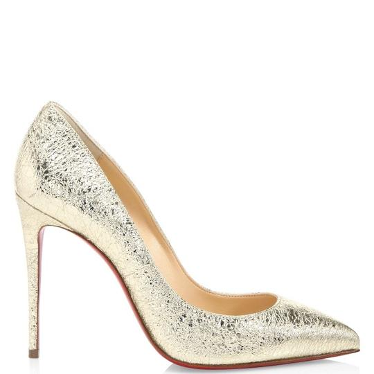 Preload https://img-static.tradesy.com/item/23693988/christian-louboutin-gold-pigalle-follies-vintage-leather-platine-stiletto-pumps-size-eu-36-approx-us-0-0-540-540.jpg