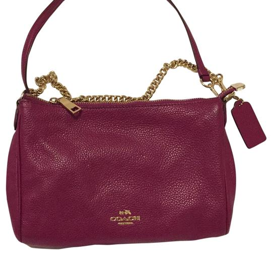 Preload https://img-static.tradesy.com/item/23694010/coach-york-wineburgundy-pebbled-leather-cross-body-bag-0-1-540-540.jpg