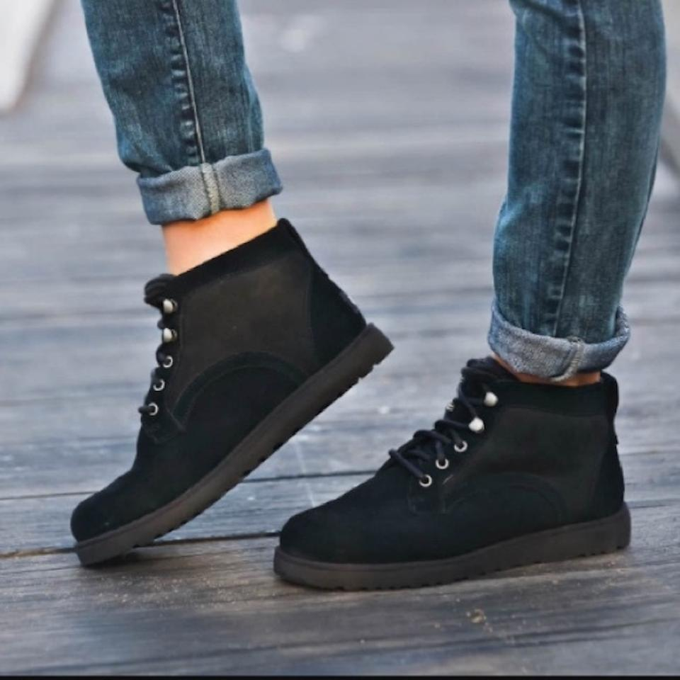 cost charm new product classic shoes UGG Australia Black Women's Bethany Boots/Booties Size US 6 ...
